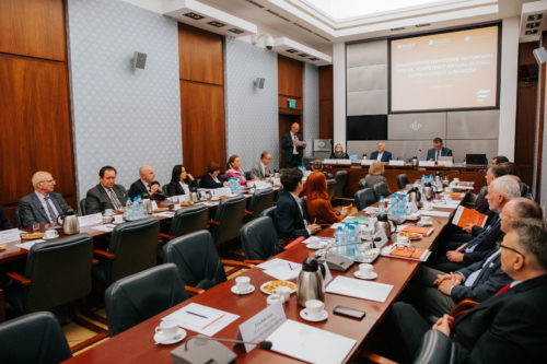 Posiedzenie Sektorowej Rady ds. Kompetencji Sektora Odzysku Materiałowego Surowców 2020-02-12 - 008