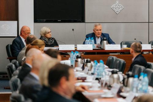 Posiedzenie Sektorowej Rady ds. Kompetencji Sektora Odzysku Materiałowego Surowców 2020-02-12 - 010