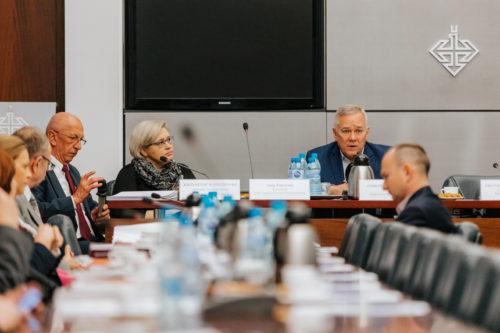 Posiedzenie Sektorowej Rady ds. Kompetencji Sektora Odzysku Materiałowego Surowców 2020-02-12 - 013