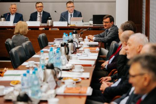 Posiedzenie Sektorowej Rady ds. Kompetencji Sektora Odzysku Materiałowego Surowców 2020-02-12 - 018
