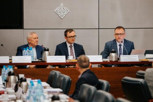 Posiedzenie Sektorowej Rady ds. Kompetencji Sektora Odzysku Materiałowego Surowców 2020-02-12 - 023