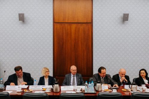 Posiedzenie Sektorowej Rady ds. Kompetencji Sektora Odzysku Materiałowego Surowców 2020-02-12 - 073