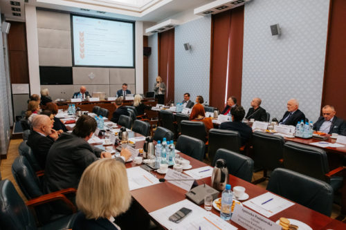 Posiedzenie Sektorowej Rady ds. Kompetencji Sektora Odzysku Materiałowego Surowców 2020-02-12 - 076